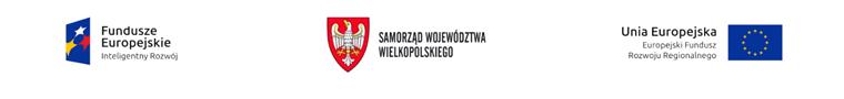 Logo: Fundusze Europejskie